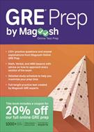 کتاب GRE Prep by Magoosh